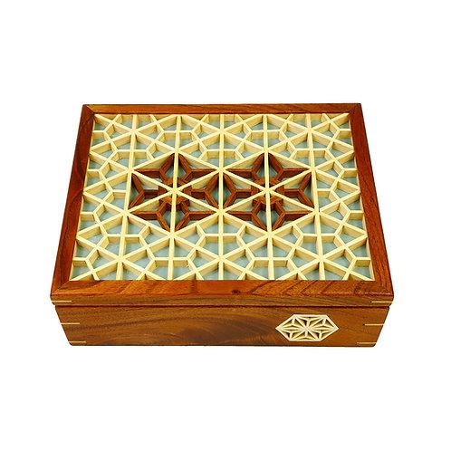 Kumiko Jewellery/Keepsake Box