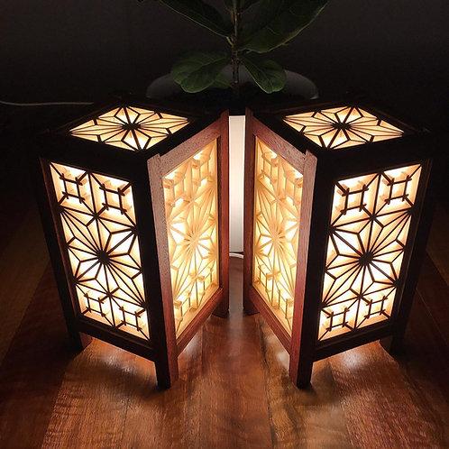 Kumiko Lamp (each)