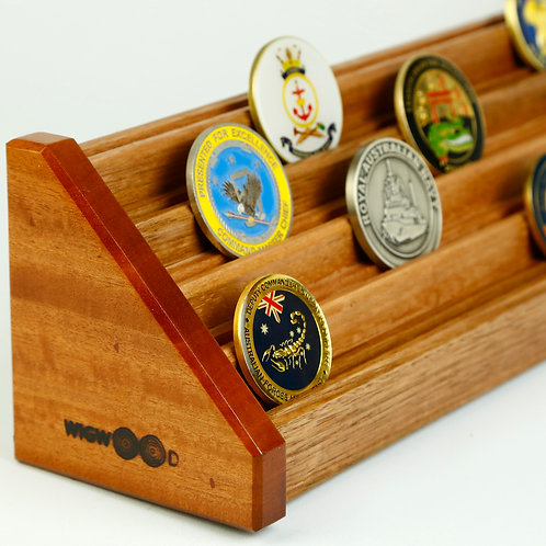 Challenge Coin Display - 50 coin - 937
