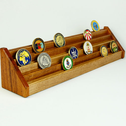 Challenge Coin Display - 50 coin - 936