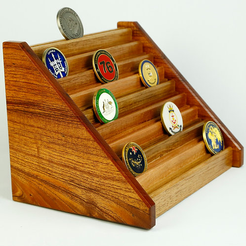 Challenge Coin Display Case - 50 coin - 934