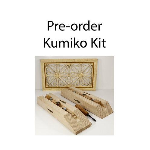 Pre-order Kumiko Kit