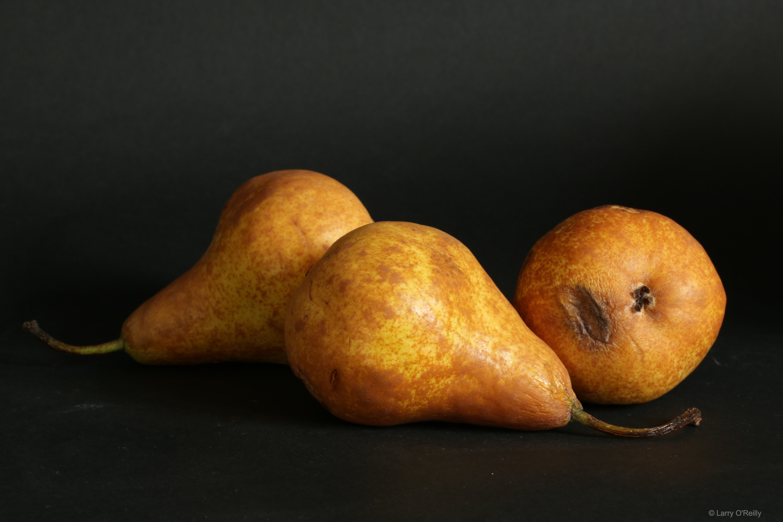 Pears Still life, 2016