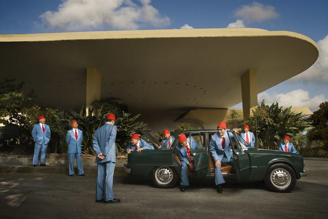 Villa Series by Thomas Broening