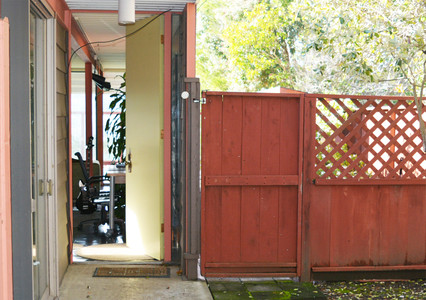 Before: Old Gate (North Side)