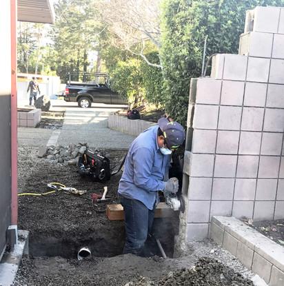 Construction Underway
