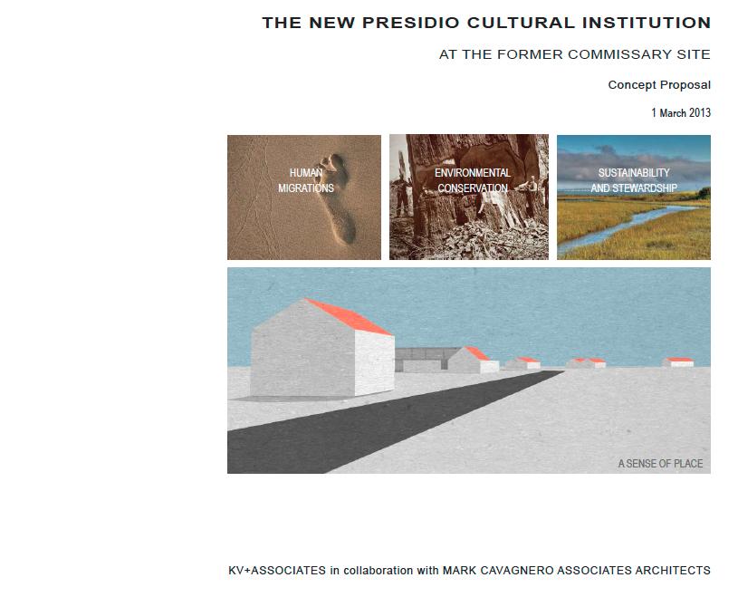 Presidio Cultural Institution
