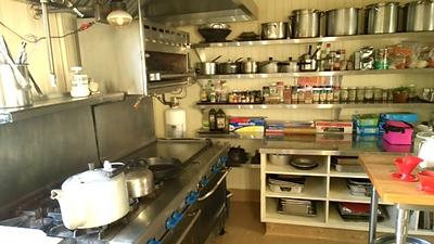 WPI professional grade kitchen