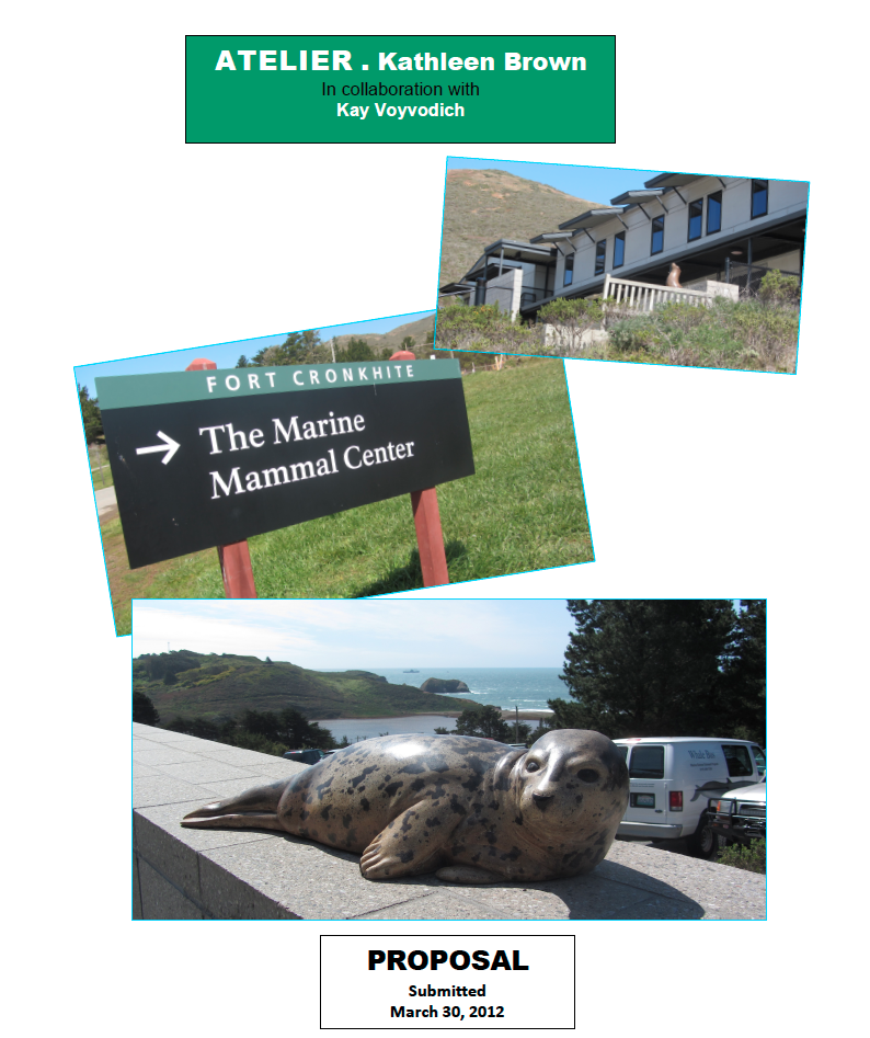 Marine Mammal Center Proposal