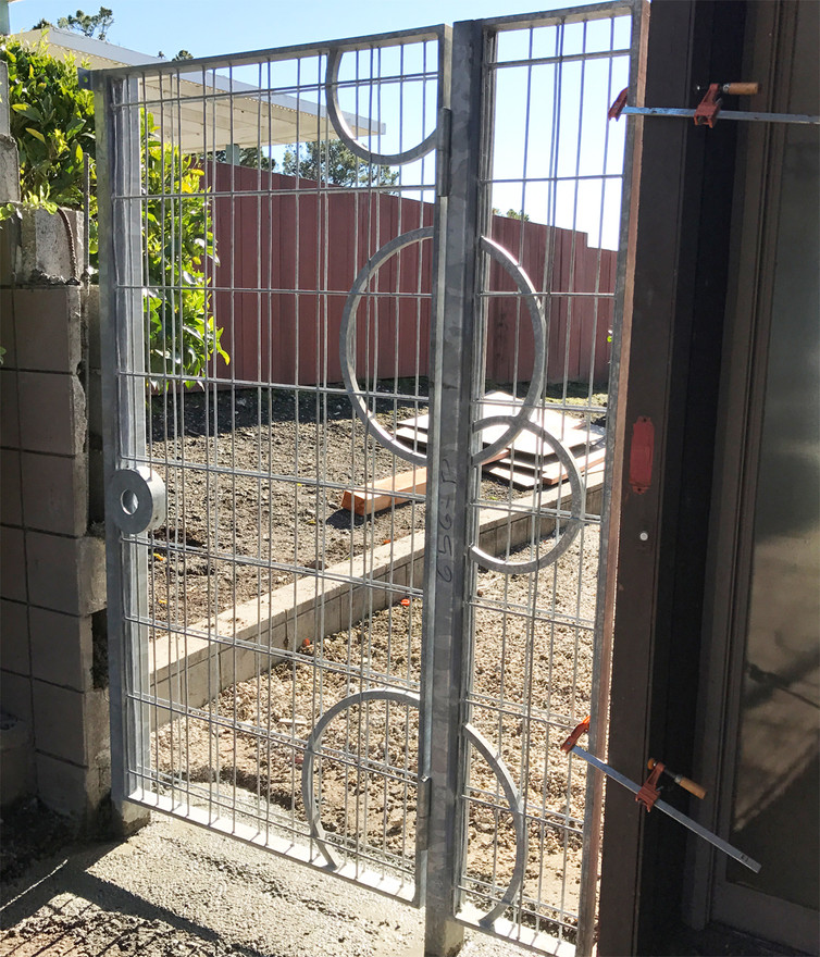 New Gate Install