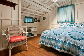 Interior of Toby Cabin