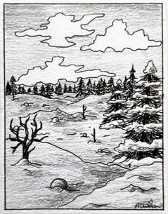 Day 11 - Snow