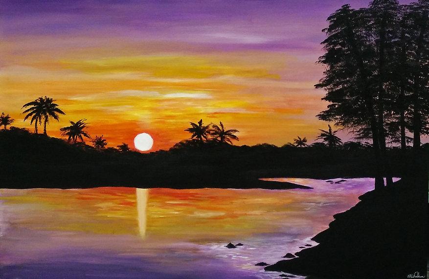 Nawabgonj Sunset