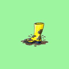 Day 23 - Muddy