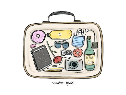 8 Things every illustrator needs