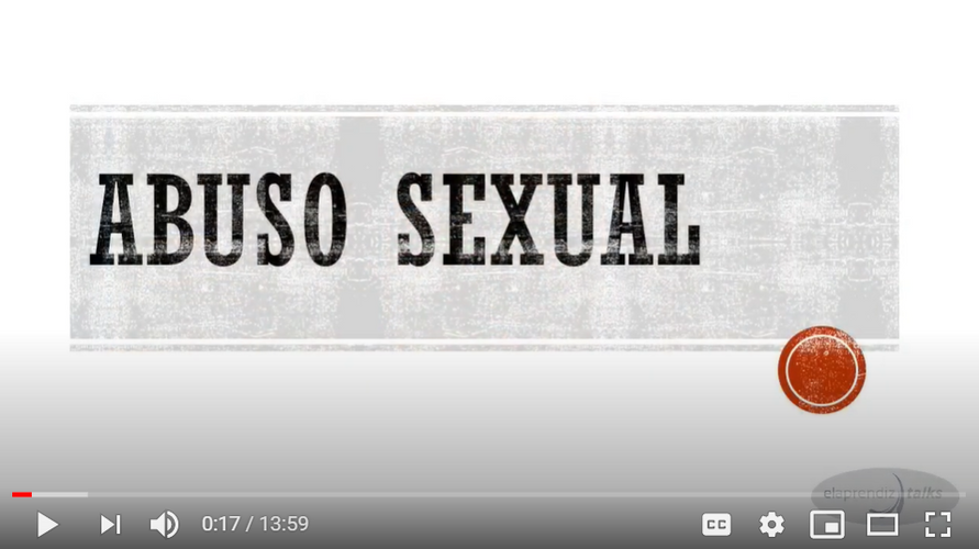 Aprendiz Talks 23: Sexual Abuse