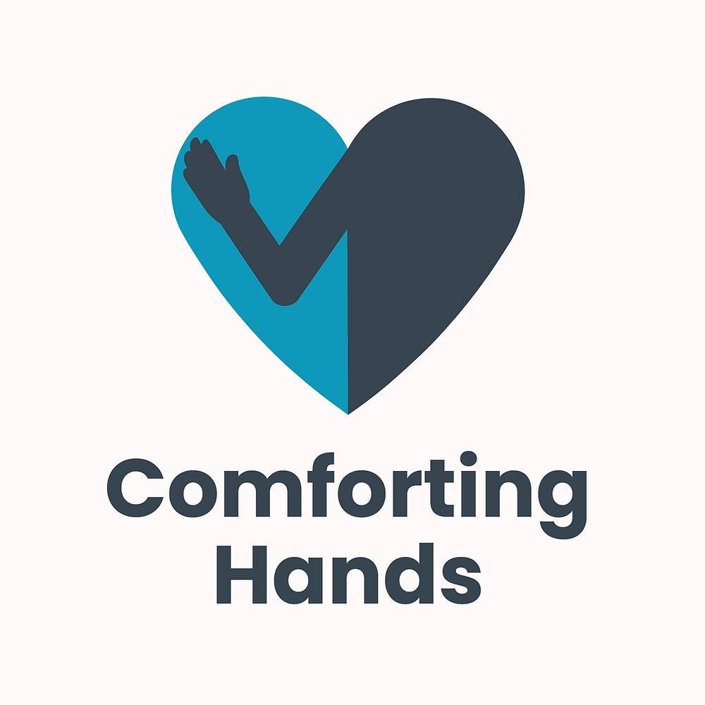 Comforting Hands logo