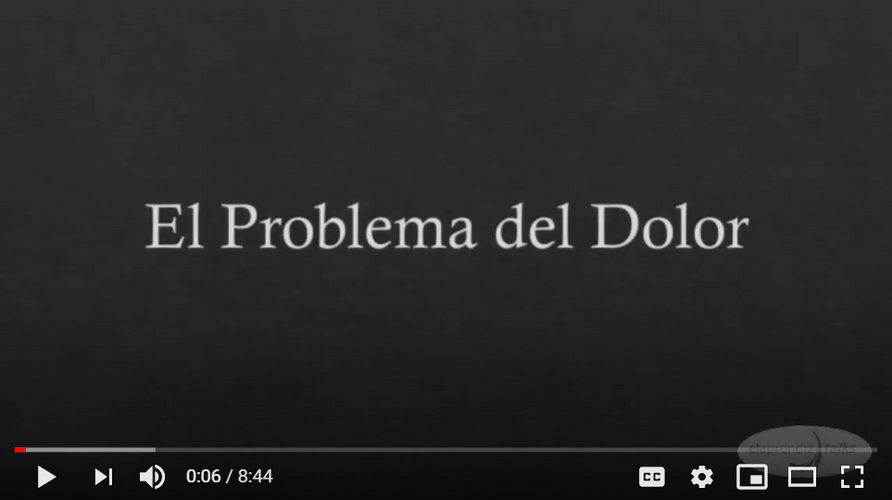 Aprendiz Talks 22: The Problem of Pain