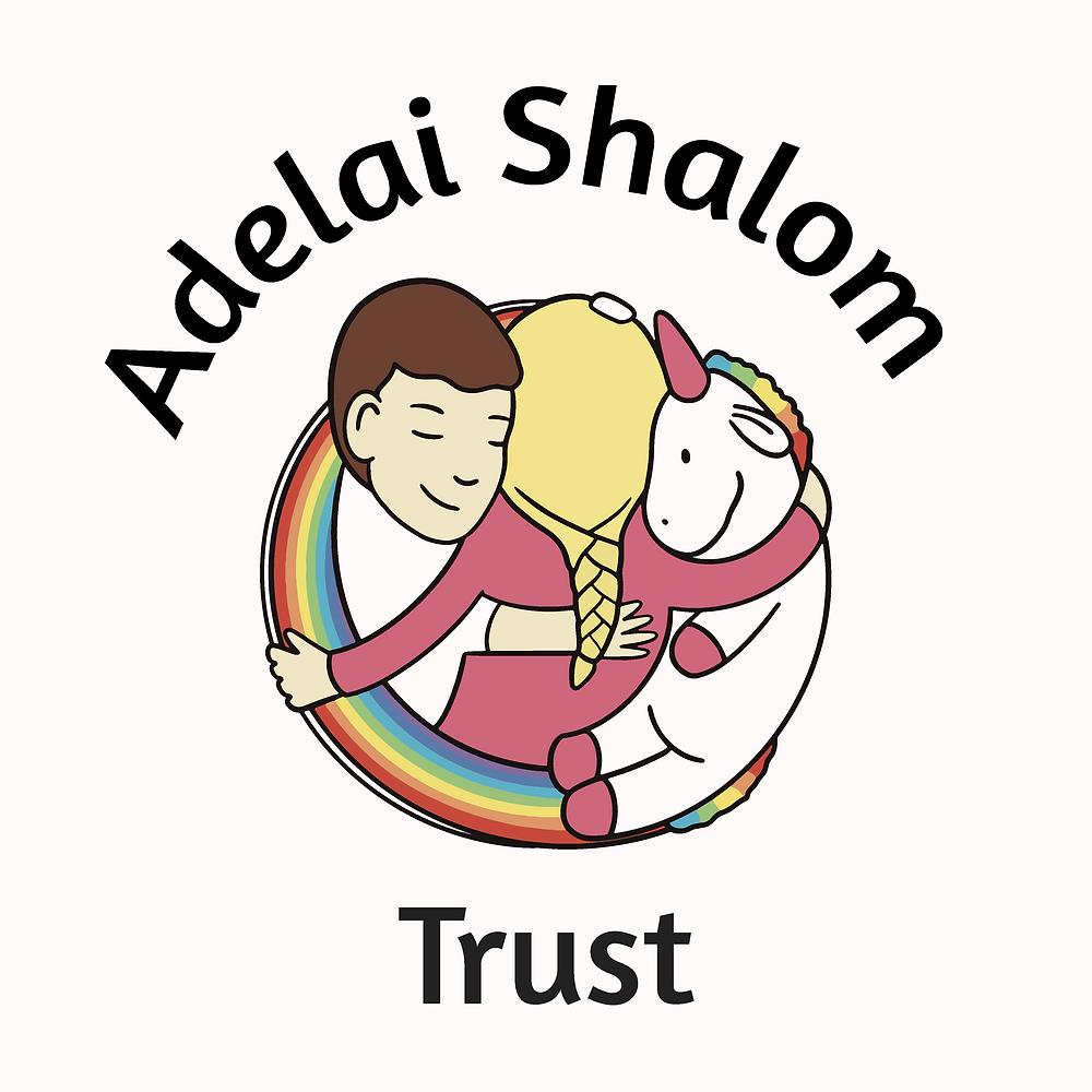 The Adelai Shalom Trust logo