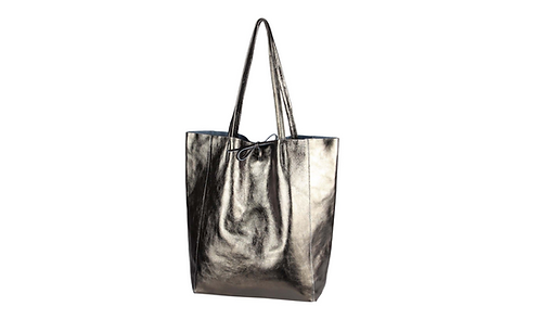 Cala Gracio Tote - Metallic Bronze