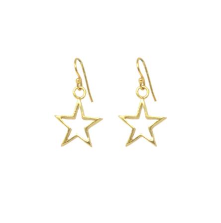 Rayo Earrings - Gold
