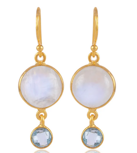 Opalo - Moonstone & Sky Blue
