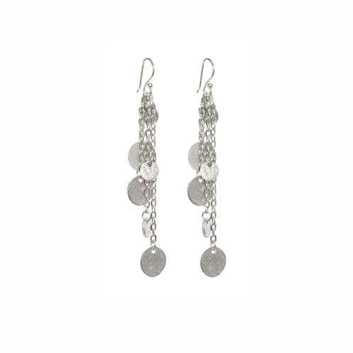 Bohemio Earrings - Silver