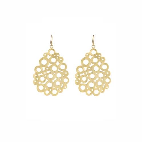 Marina Earrings - Gold