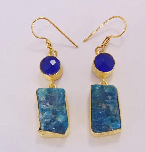 Precioso - Blue Chalcedony