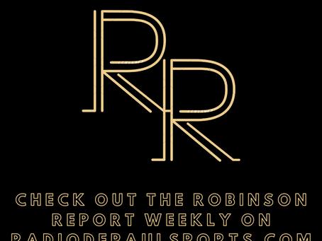 Robinson Report- 10/11/19