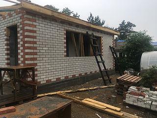 Ska28.ru Строительство пристроек пеноблоки