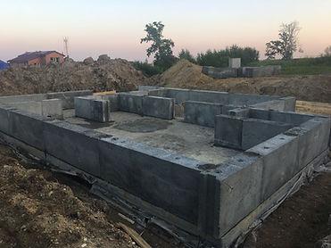 Строительство дома из полистиролбетонных панелей ska28.ru
