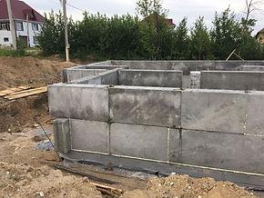 Строим теплые дома из блоков 89145502717