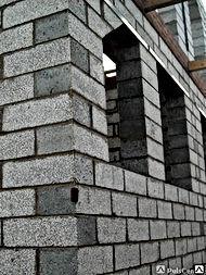 Идеальная геометрия полистиролбетонных блоков