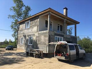 Дома из полистиролбетонных панелей АЛЬЯНС