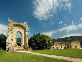 A la chapelle du couvent des Carmes