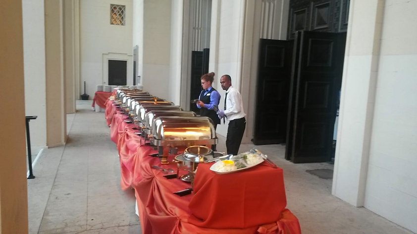 Catering Dishes 1