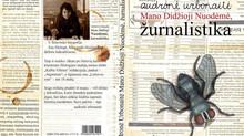 Nomeda Marčėnaitė sukūrė viršelį naujai Audronės Urbonaitės knygai