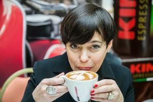 Naujieji kavos ruošimo čempionai įkvėpė Nomedą Marčėnaitę pasipuošti tatuiruote