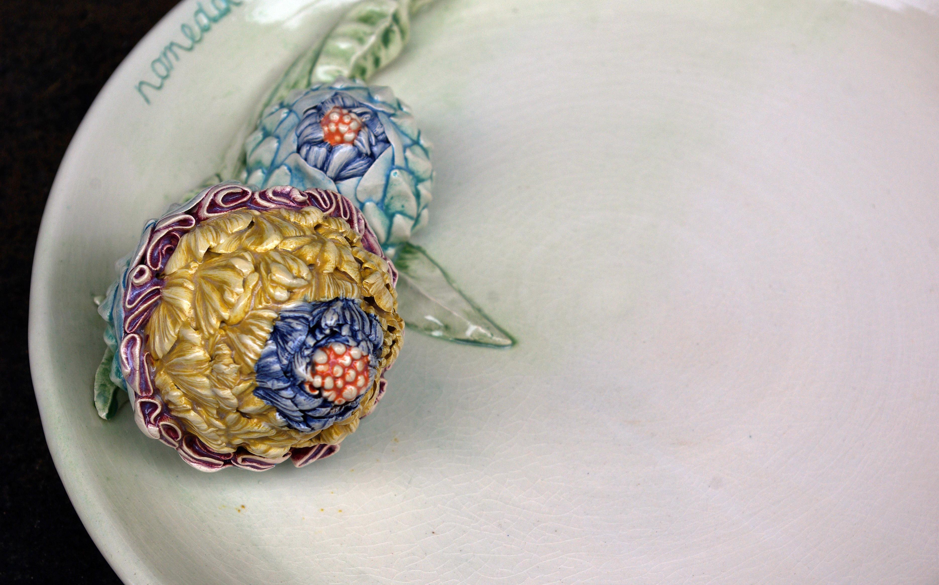 Lėkštės ornamentas