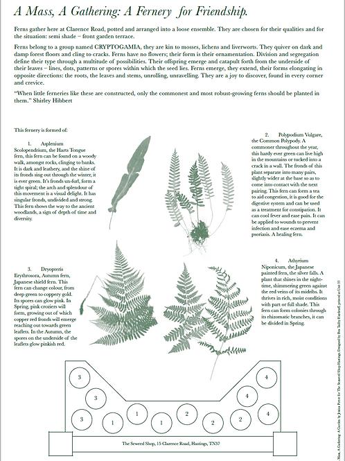 Fernery Map Free PDF Download