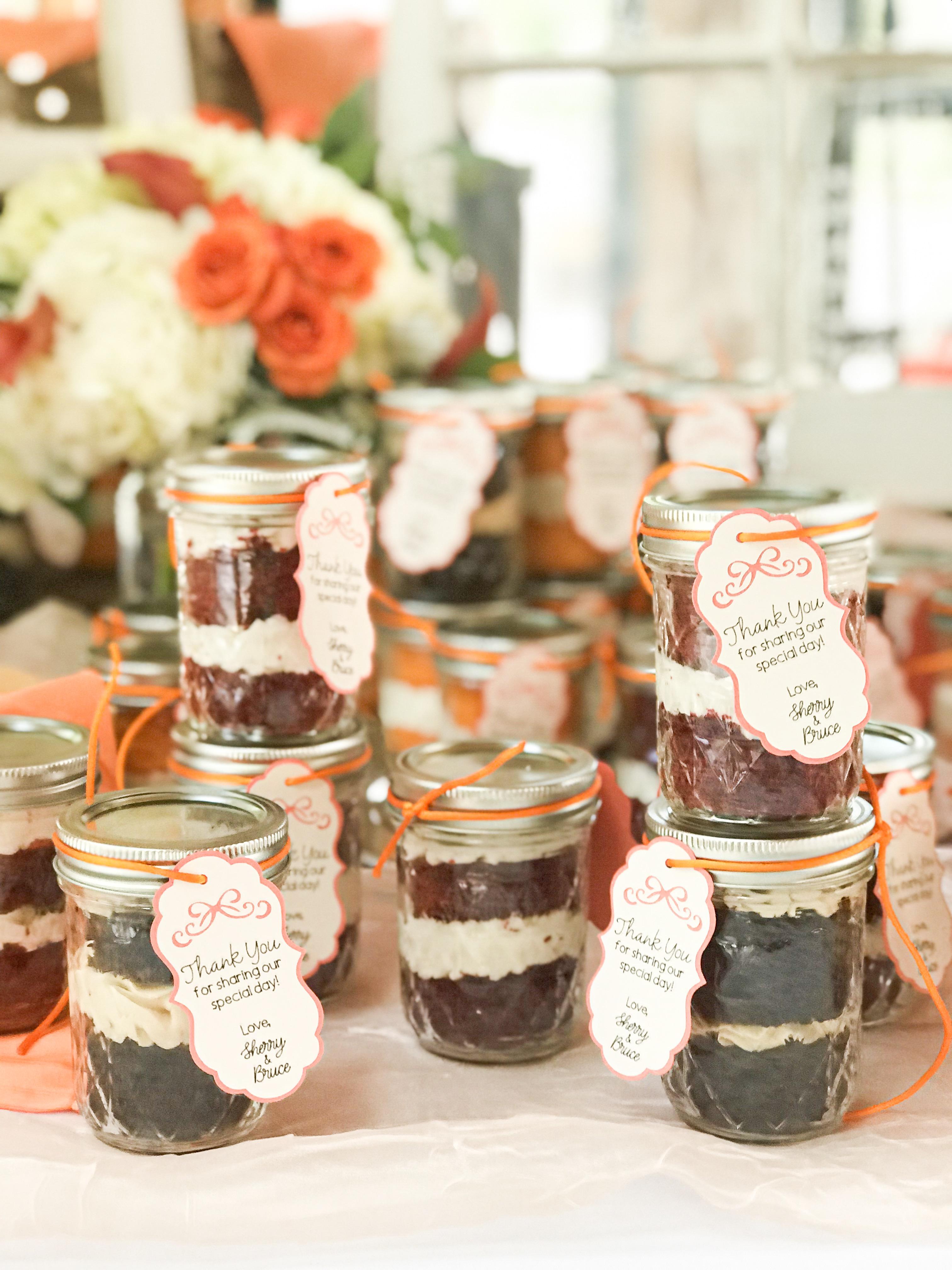Cake Jars