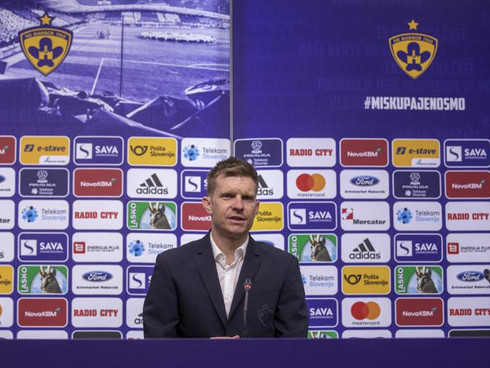 Simon Rožman new coach of NK Maribor