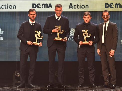 Iličić among 11 best players in Serie A