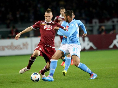 Kurtic scored for Torino !