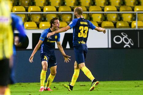 Begić scores goal in Slovenian Cup