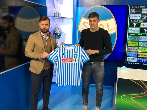 Samo Matjaž joins to SPAL