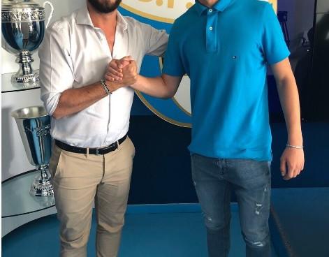 Altin Kryeziu signs for SPAL