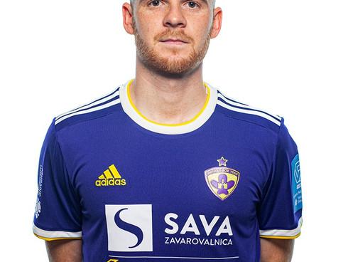 Požeg Vancaš sings for NK Maribor !