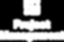 ProjectManagementPro_Logo_Stacked_1C_Whi
